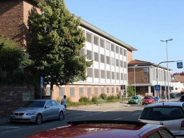 Gebäude Franckstr. 20 in Vaihngen/Enz