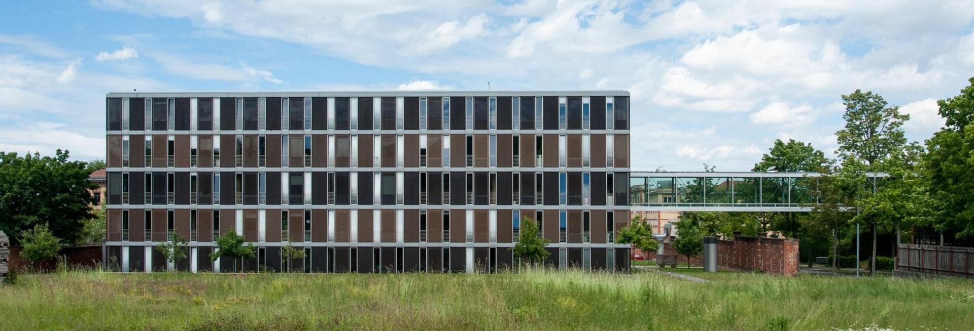 Erweiterungsbau Hindenburgstr. 30