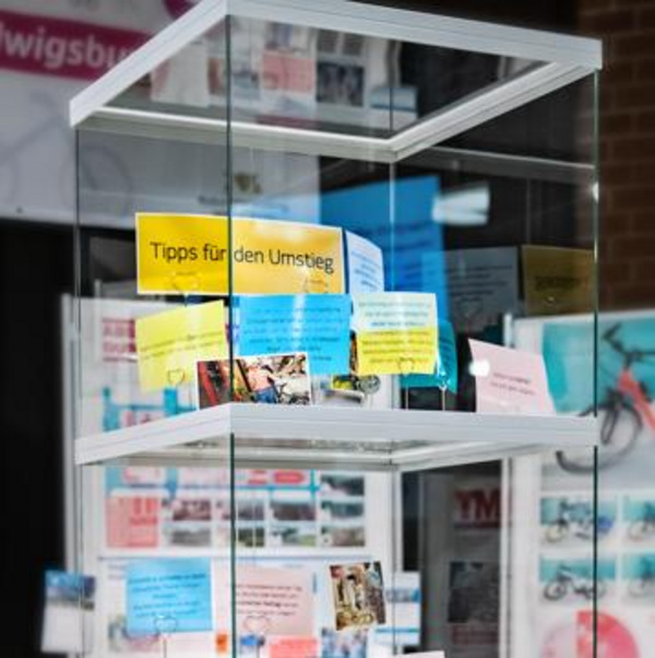 12 Testimonials geben persönliche Tipps zum Umstieg © Landratsamt Ludwigsburg