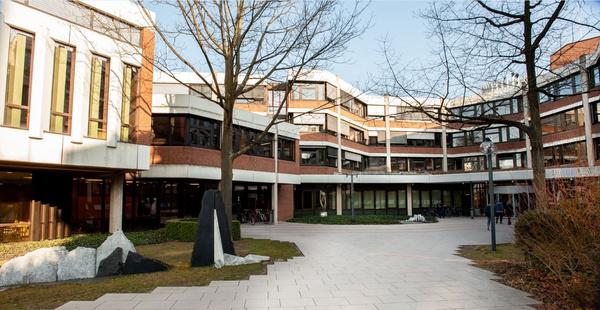 Eingangsbereich Kreishaus