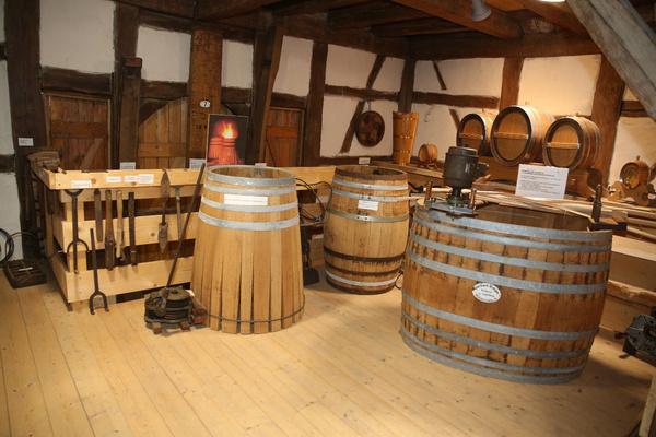 Museum in der Stiftsscheuer Mundelsheim
