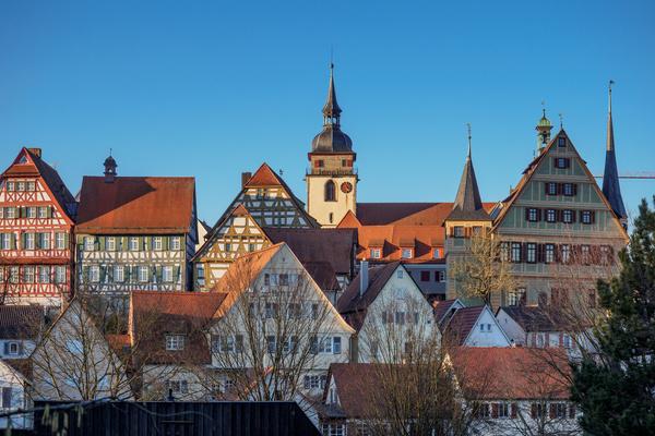 Bietigheim Bissingen Altstadt