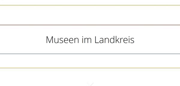 Digitale Museumsbroschüre für den Landkreis Ludwigsburg