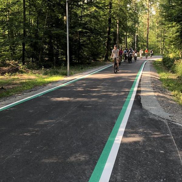 Radschnellweg in Böblingen